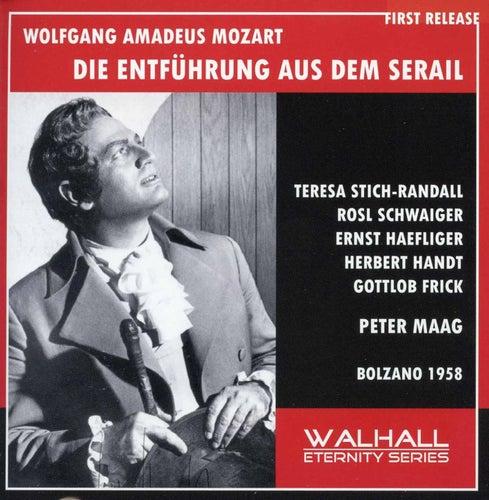 Mozart: Die Entführung aus dem Serail (1958) by Teresa Stich-Randall