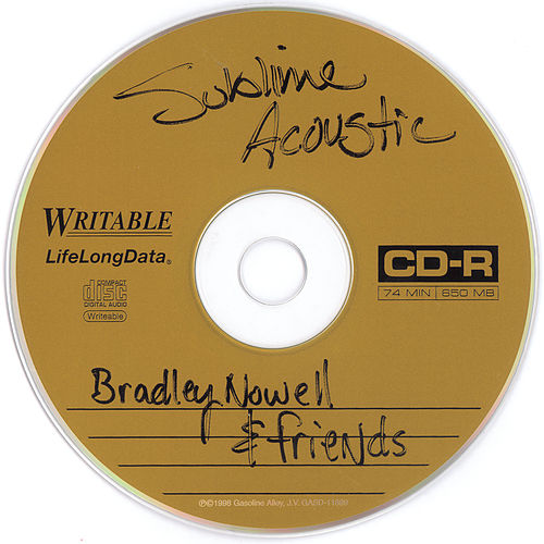 Sublime Acoustic: Bradley Nowell & Friends by Sublime