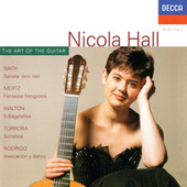 The Art Of The Guitar by Nicola Hall