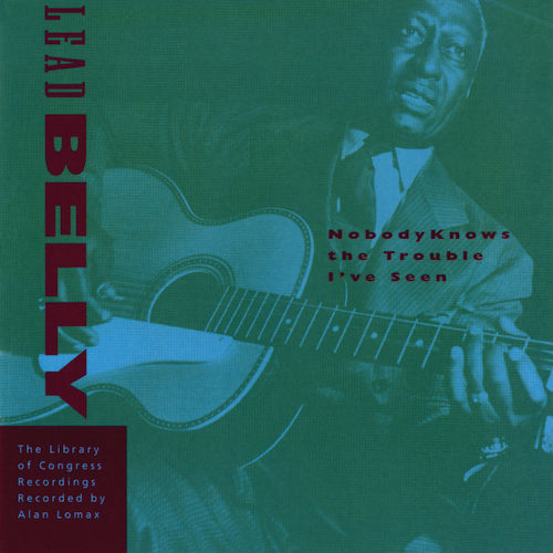 Nobody Knows The Trouble I've Seen by Leadbelly