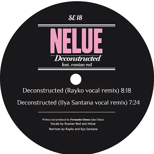Play & Download Deconstructed feat. Russian Red by Nelue | Napster