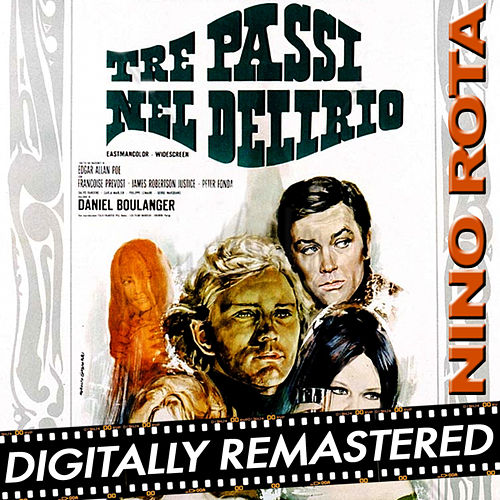 Play & Download Tre passi nel delirio - Toby Dammit by Nino Rota | Napster