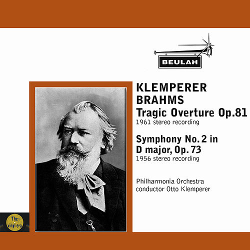 Klemperer Conducts Brahms by Otto Klemperer