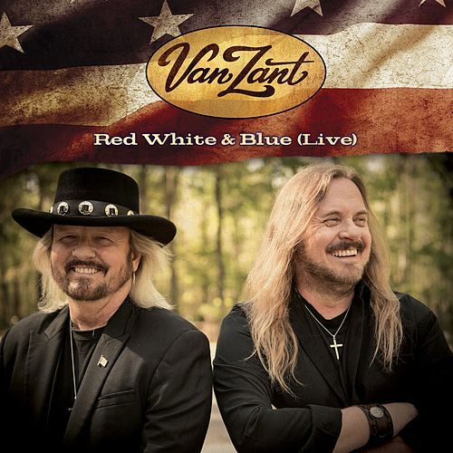 Play & Download Red White & Blue (Live) by Van Zant | Napster