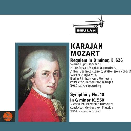 Karajan Conducts Mozart by Herbert Von Karajan