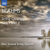 Brahms: String Quartets Nos. 1 & 2 by New Zealand String Quartet