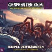 Folge 9: Tempel der Dämonen von Gespenster-Krimi