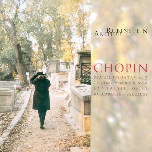 Piano Sonatas by Frederic Chopin