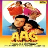 Aag (Original Motion Picture Soundtrack) by Various Artists