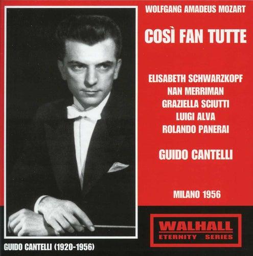 Mozart: Così fan tutte (1956) by Elisabeth Schwarzkopf