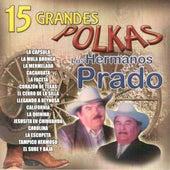 Play & Download 15 Grandes Polkas by Los Hermanos Prado | Napster
