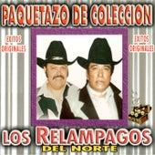 Play & Download Paquetazo De Coleccion by Los Relampagos Del Norte | Napster