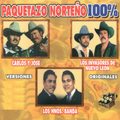 Play & Download Paquetazo Norteno 100% by Various Artists | Napster