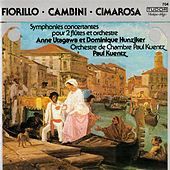 Play & Download Fiorillo, Cambini & Cimarosa: Works for 2 Flutes & Orchestra by Anne Utagawa | Napster