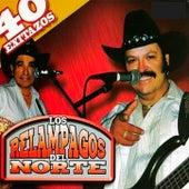 40 Exitazos by Los Relampagos Del Norte