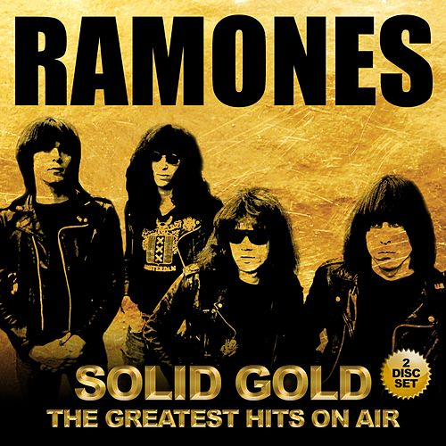 Solid Gold - Live to Air von The Ramones