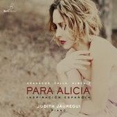 Play & Download Para Alicia. Inspiración Española by Judith Jáuregui | Napster