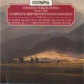 Play & Download Beethoven: Piano Sonatas Nos. 30 - 32 by Tatiana Nikolayeva | Napster