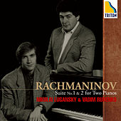 Play & Download Rachmaninov: Suite No. 1 & 2 for Two Pianos by Vadim Rudenko | Napster