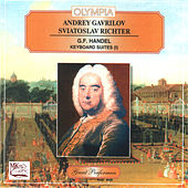 Handel: Keyboard Suites Nos. 1 - 8 by Various Artists