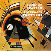 Play & Download 19 Standards (Quartet) 2003 by Anthony Braxton | Napster