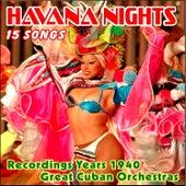 Havana Nights by Various Artists