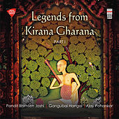 Play & Download Legends from Kirana Gharana, Vol. 1 by Various Artists | Napster