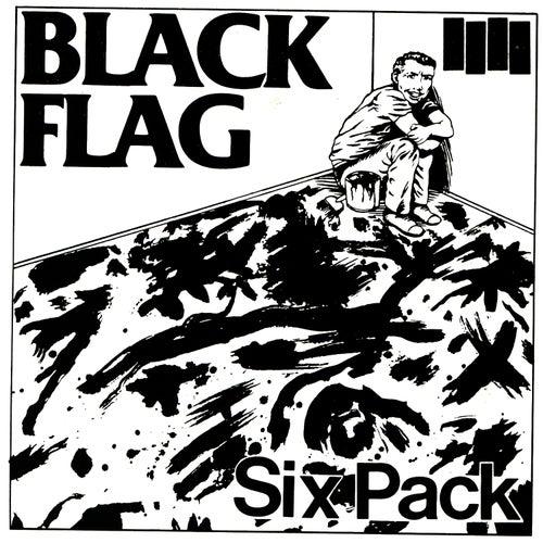 Six Pack by Black Flag