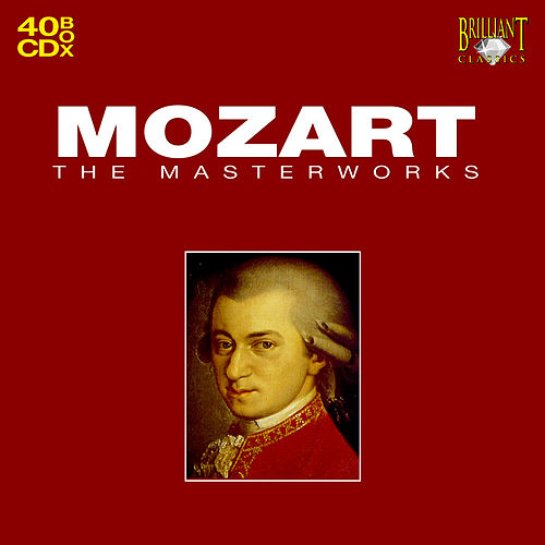 Mozart, The Master Works Part: 13 by Mike Hatch