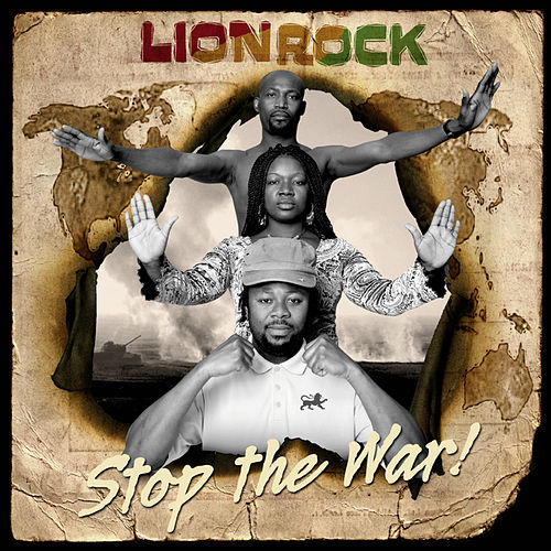 Stop The War by Lionrock