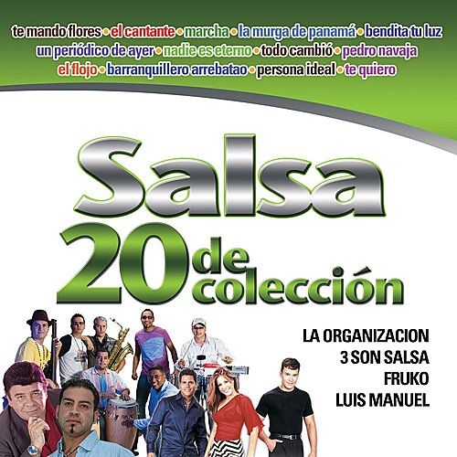 Play & Download Salsa - 20 de Coleccion by Various Artists | Napster