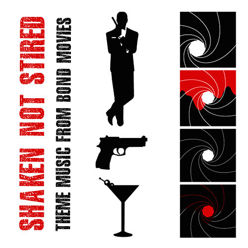 Play & Download Shaken Not Stirred by Studio All Stars | Napster