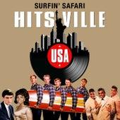 Surfin' Safari - Hitsville USA von Various Artists