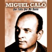 Play & Download Que Falta Que Me Hacés by Miguel Caló | Napster