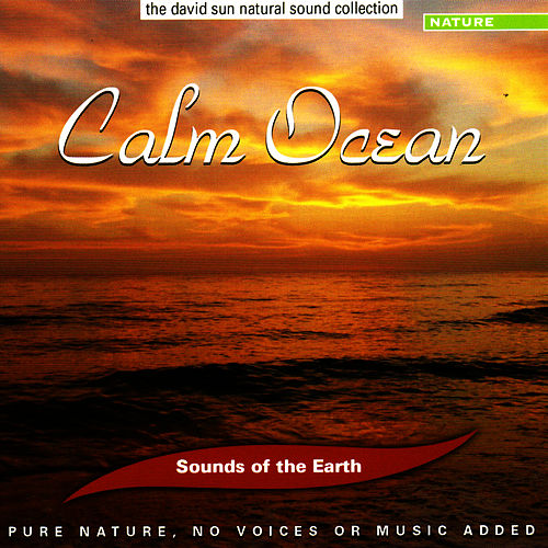 Calm Ocean - Sounds of the Earth by David Sun