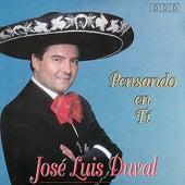 Play & Download Pensando En Ti by José Luis Duval | Napster