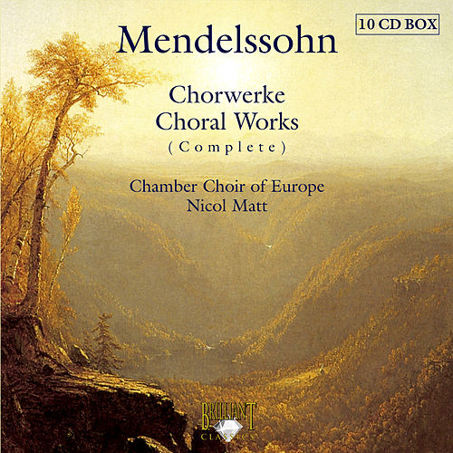 Choral Works (Complete) Part: 8 by Various Artists