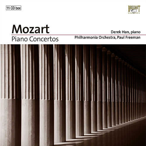 Mozart, Piano Concertos Part: 9 by Various Artists