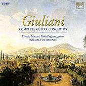 Giuliani, Guitar Concertos Part: 2 by Various Artists