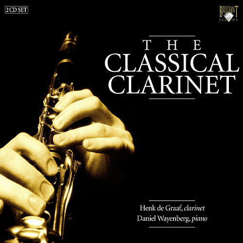 The Classical Clarinet Part: 1 by Jan Boersema