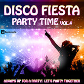 Disco Fiesta Party Time Vol. 4 by Various Artists