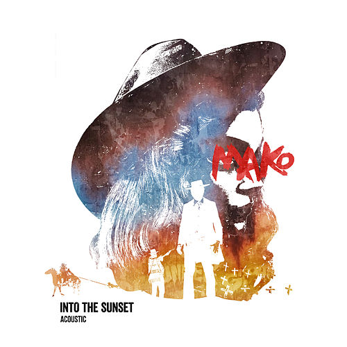 Play & Download Into The Sunset (Acoustic) by Mako | Napster