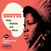 Play & Download Sings Ballads and Blues + at Carnegie Hall by Odetta | Napster
