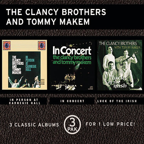 In Person At Carnegie Hall/In... by The Clancy Brothers