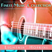 Play & Download Finest Music Collection: Lightnin' Hopkins by Lightnin' Hopkins | Napster