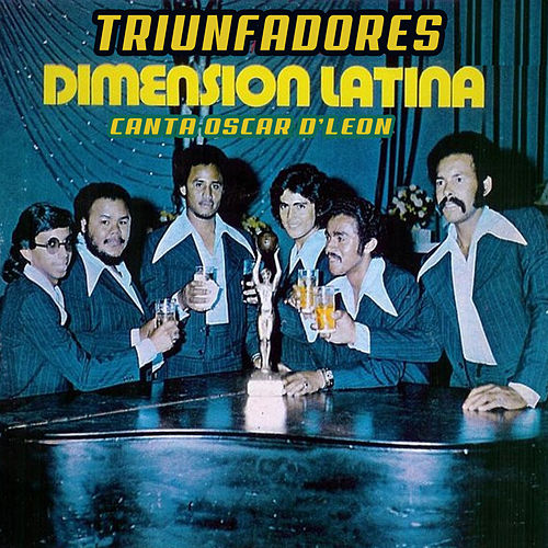 Play & Download Triunfadores by Dimension Latina | Napster