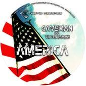 America - Single van Caveman