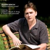 Grzegorz Niemczuk favorite piano music by Grzegorz Niemczuk