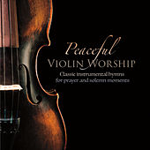 Peaceful Violin Worship by Michael Lusk