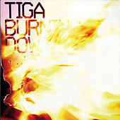 Play & Download Burning Down by Tiga | Napster